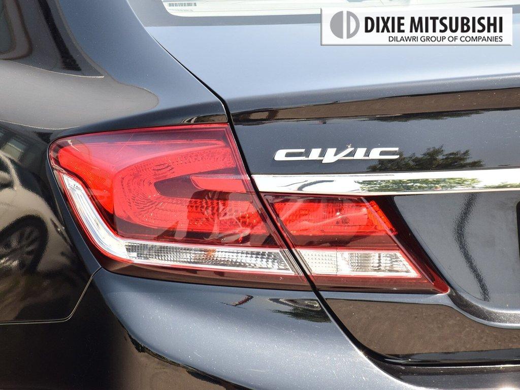 2014 Honda Civic Sedan LX CVT in Mississauga, Ontario - 8 - w1024h768px
