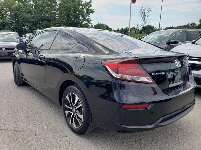 2014 Honda Civic Coupe EX CVT in Mississauga, Ontario - 19 - w1024h768px