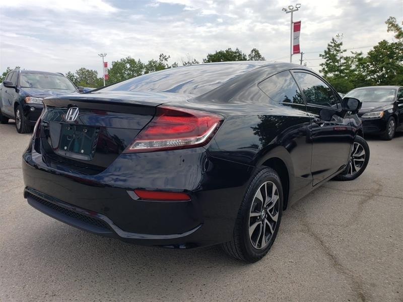 2014 Honda Civic Coupe EX CVT in Mississauga, Ontario - 17 - w1024h768px