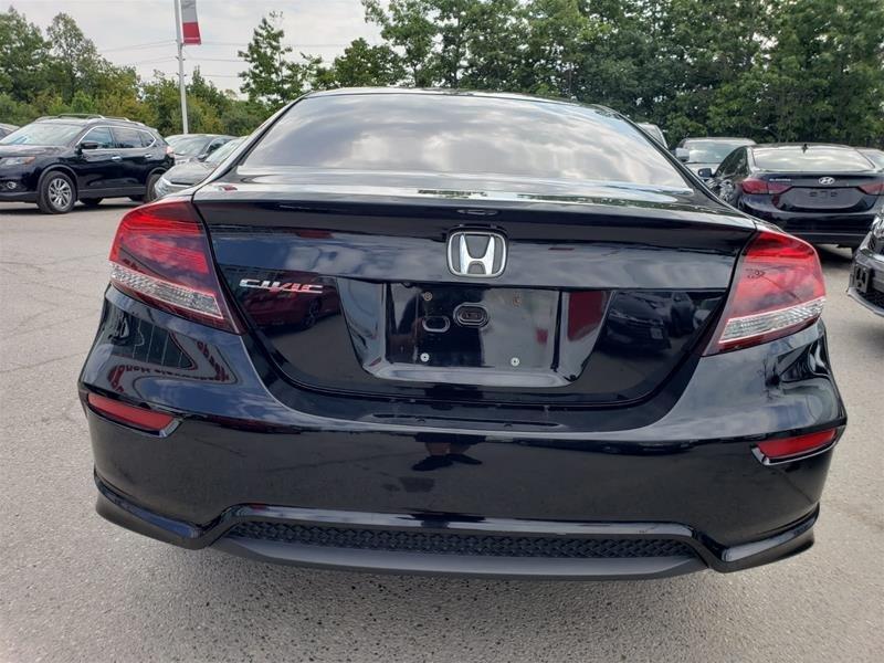 2014 Honda Civic Coupe EX CVT in Mississauga, Ontario - 5 - w1024h768px