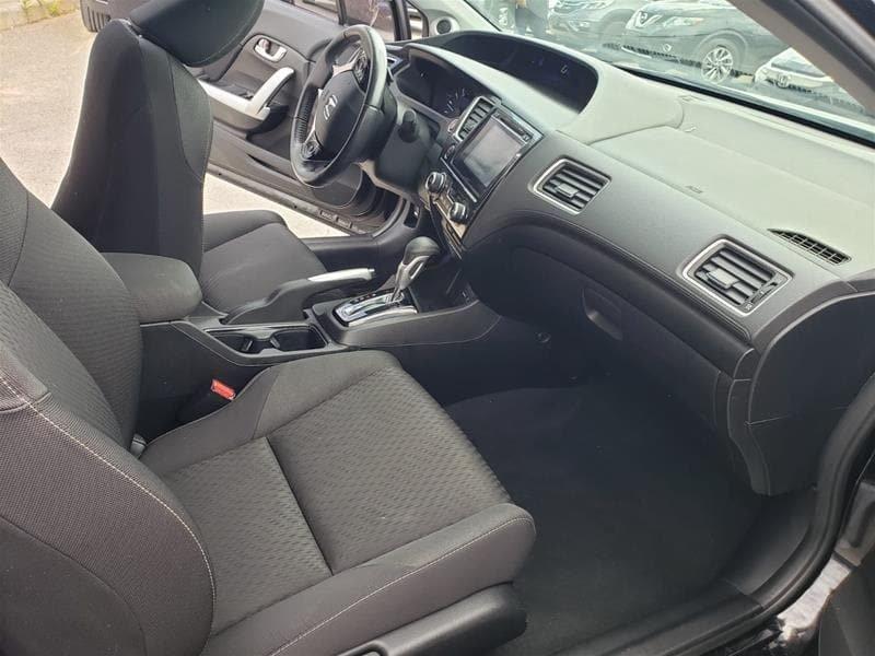 2014 Honda Civic Coupe EX CVT in Mississauga, Ontario - 26 - w1024h768px