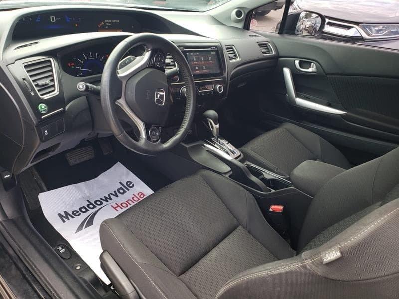 2014 Honda Civic Coupe EX CVT in Mississauga, Ontario - 21 - w1024h768px