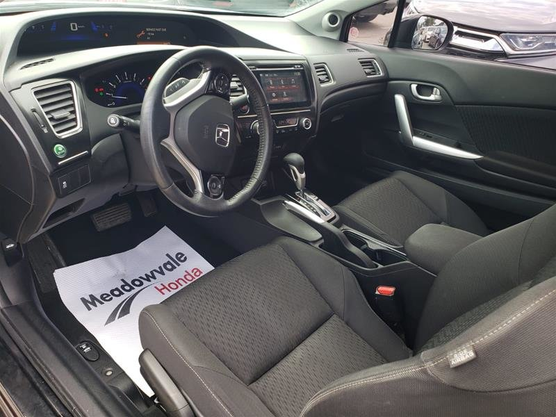 2014 Honda Civic Coupe EX CVT in Mississauga, Ontario - 8 - w1024h768px