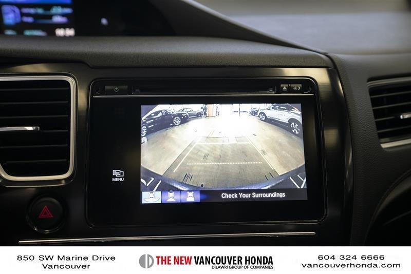 2014 Honda Civic Sedan Touring CVT in Vancouver, British Columbia - 42 - w1024h768px