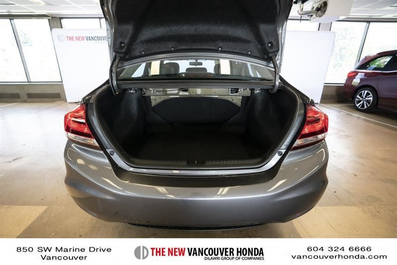 2014 Honda Civic Sedan Touring CVT in Vancouver, British Columbia - 41 - w1024h768px