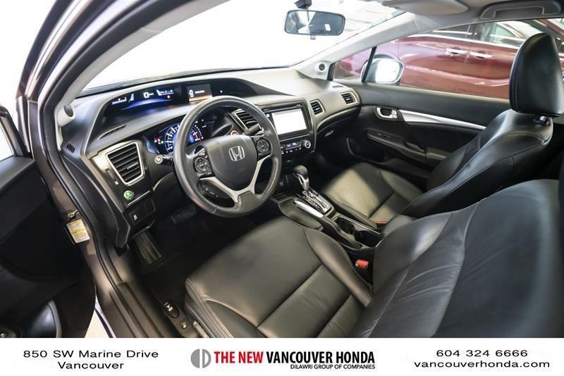 2014 Honda Civic Sedan Touring CVT in Vancouver, British Columbia - 33 - w1024h768px