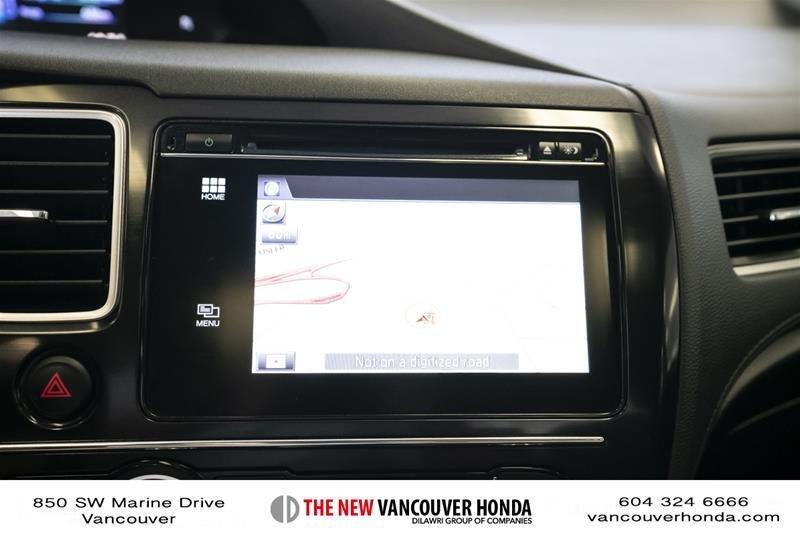 2014 Honda Civic Sedan Touring CVT in Vancouver, British Columbia - 43 - w1024h768px