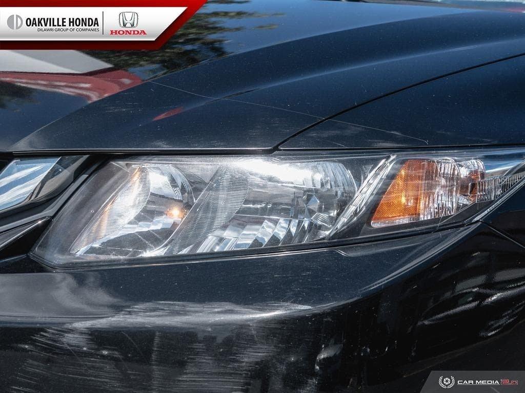 2014 Honda Civic Sedan LX CVT in Oakville, Ontario - 10 - w1024h768px
