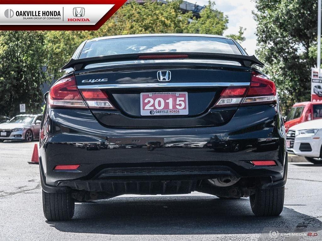 2014 Honda Civic Sedan LX CVT in Oakville, Ontario - 5 - w1024h768px