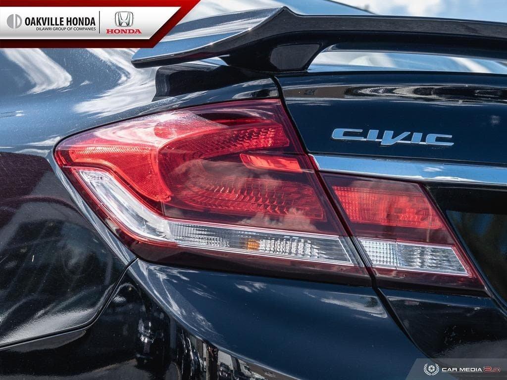 2014 Honda Civic Sedan LX CVT in Oakville, Ontario - 11 - w1024h768px