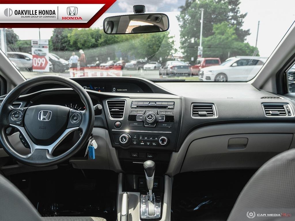 2014 Honda Civic Sedan LX CVT in Oakville, Ontario - 24 - w1024h768px