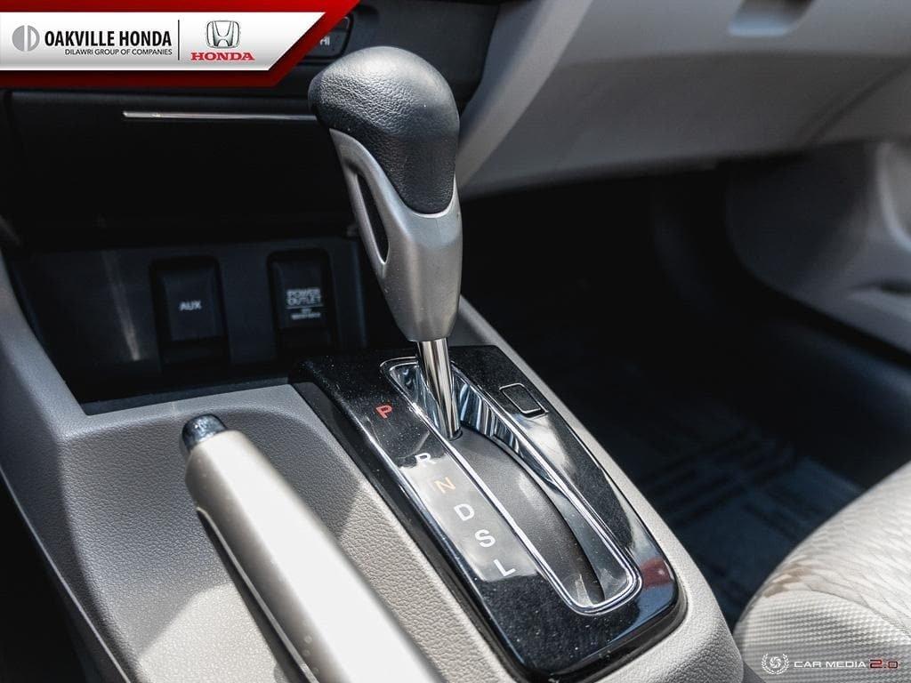 2014 Honda Civic Sedan LX CVT in Oakville, Ontario - 18 - w1024h768px