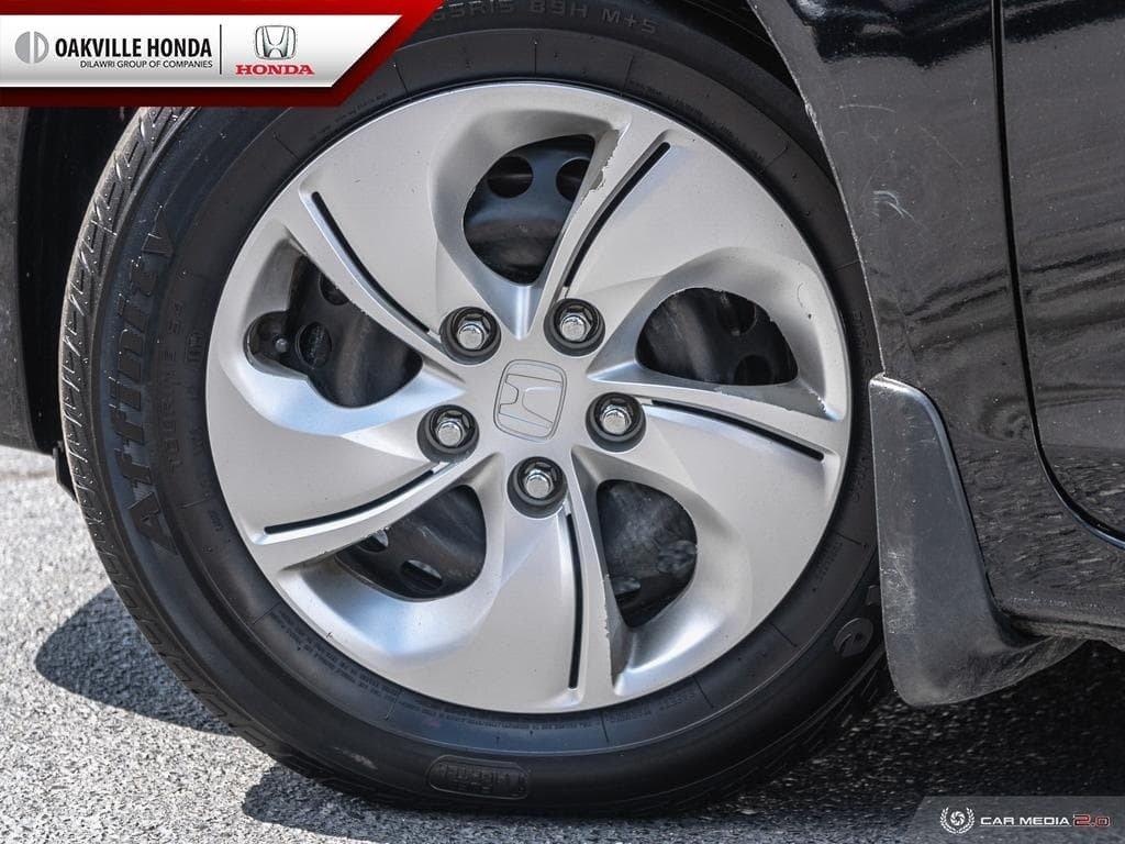 2014 Honda Civic Sedan LX CVT in Oakville, Ontario - 6 - w1024h768px