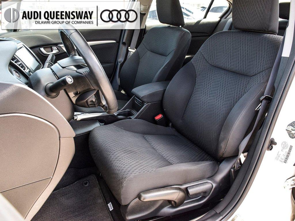 Audi Queensway | 2014 Honda Civic Sedan EX CVT | #87908A