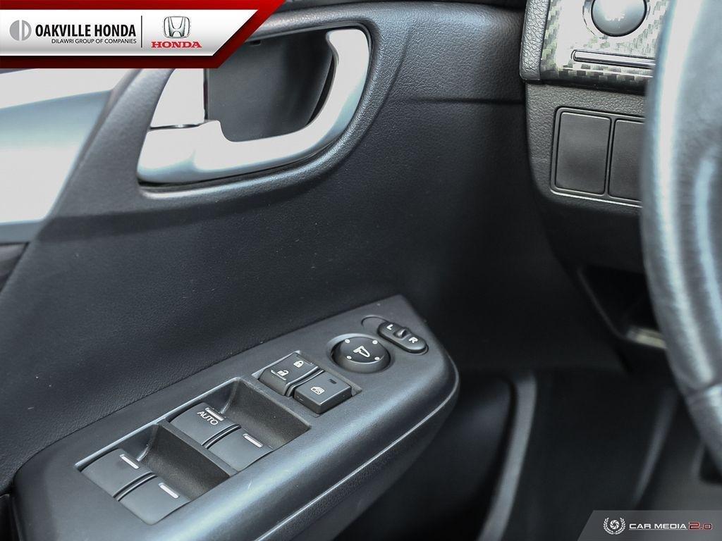 2014 Honda Civic Sedan SI 6MT in Oakville, Ontario - 17 - w1024h768px