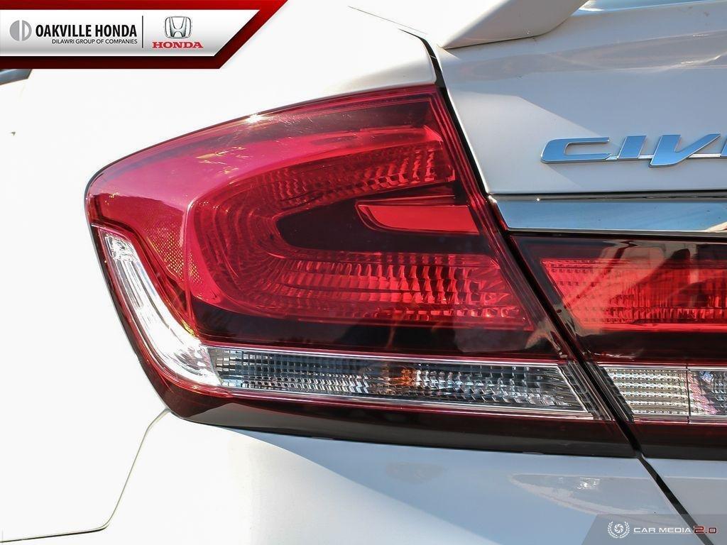 2014 Honda Civic Sedan SI 6MT in Oakville, Ontario - 12 - w1024h768px