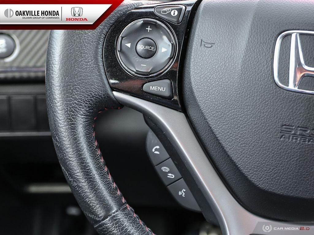 2014 Honda Civic Sedan SI 6MT in Oakville, Ontario - 18 - w1024h768px