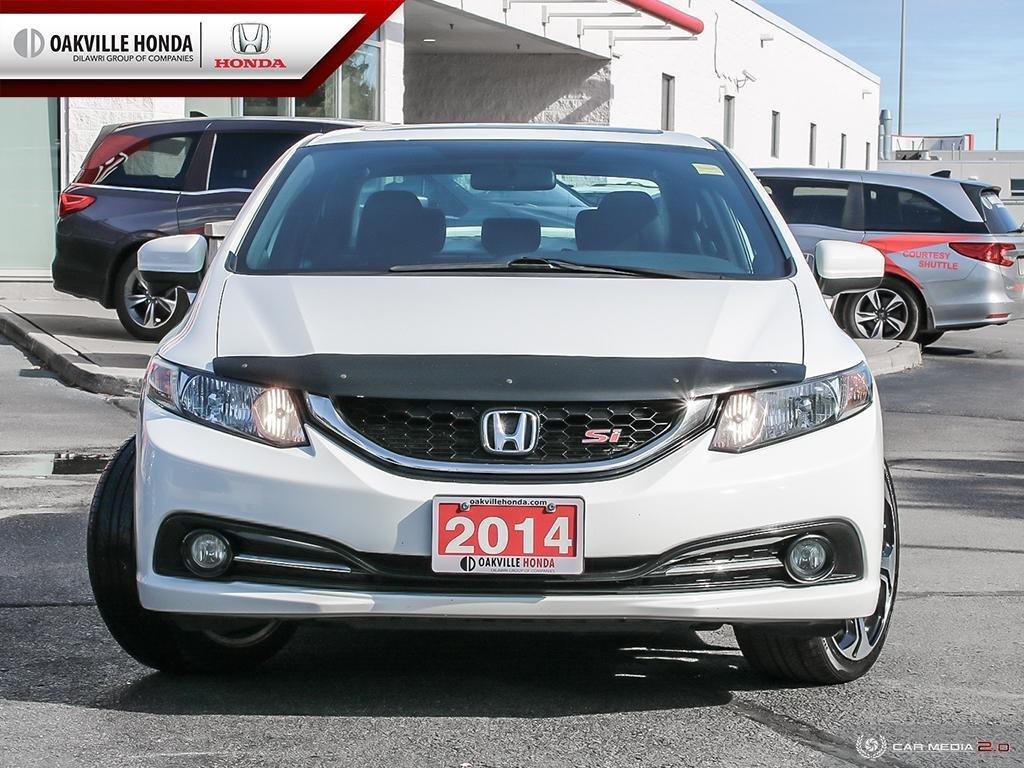 2014 Honda Civic Sedan SI 6MT in Oakville, Ontario - 2 - w1024h768px