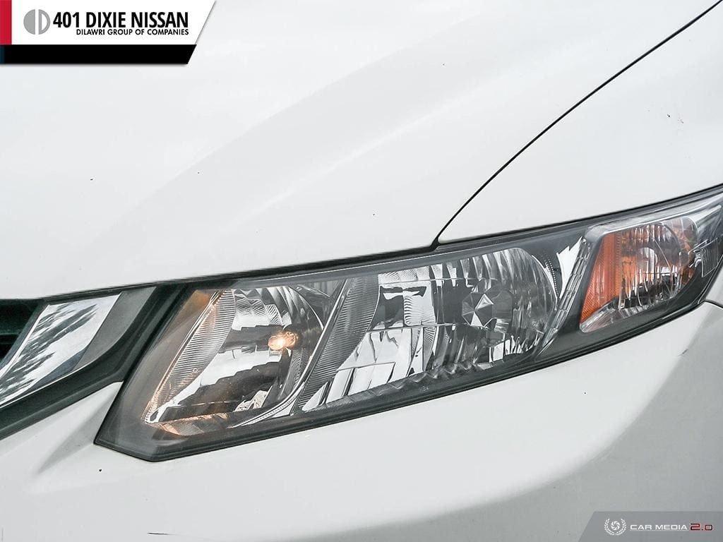 2015 Honda Civic Sedan LX CVT in Mississauga, Ontario - 10 - w1024h768px