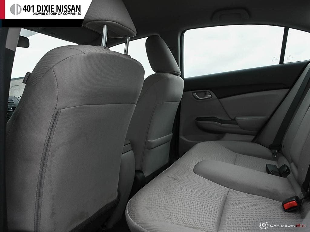 2015 Honda Civic Sedan LX CVT in Mississauga, Ontario - 24 - w1024h768px
