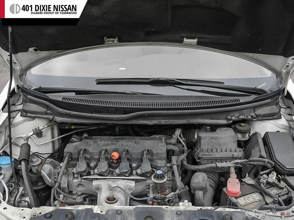2015 Honda Civic Sedan LX CVT in Mississauga, Ontario - 8 - w1024h768px
