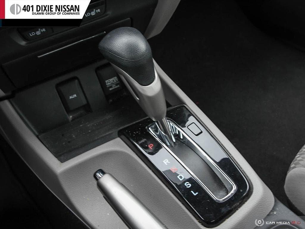 2015 Honda Civic Sedan LX CVT in Mississauga, Ontario - 19 - w1024h768px