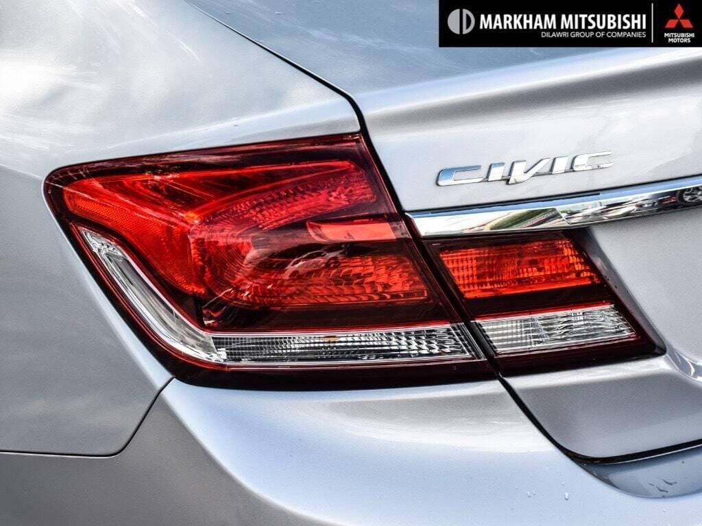 2015 Honda Civic Sedan LX CVT in Markham, Ontario - 6 - w1024h768px
