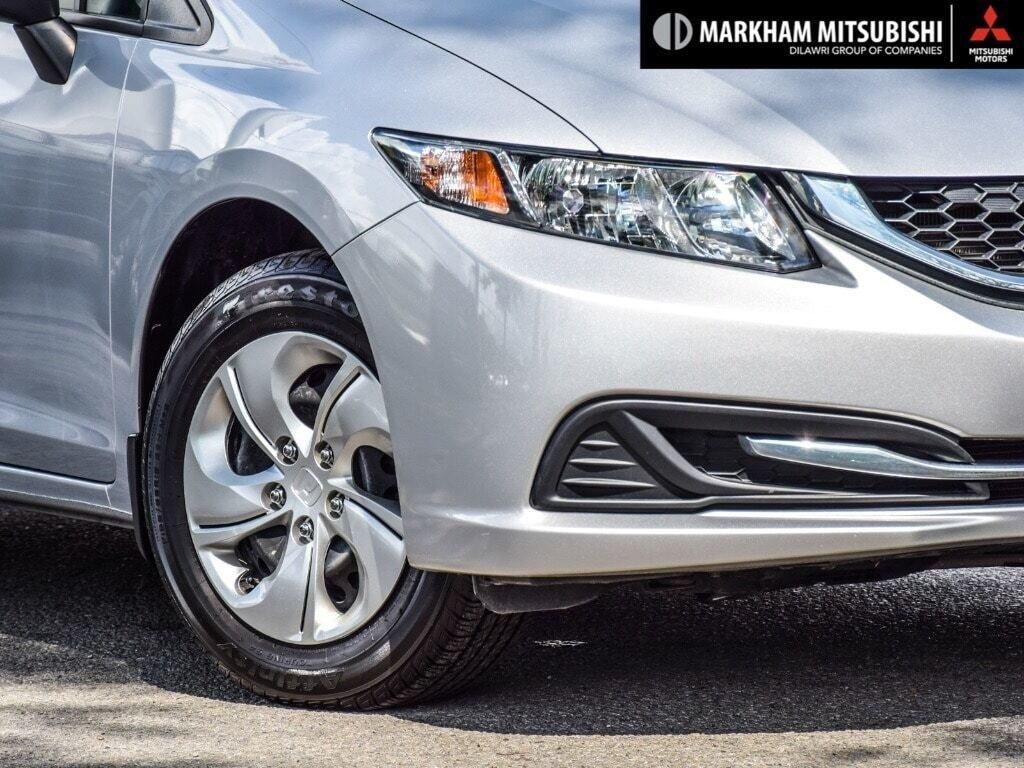 2015 Honda Civic Sedan LX CVT in Markham, Ontario - 7 - w1024h768px