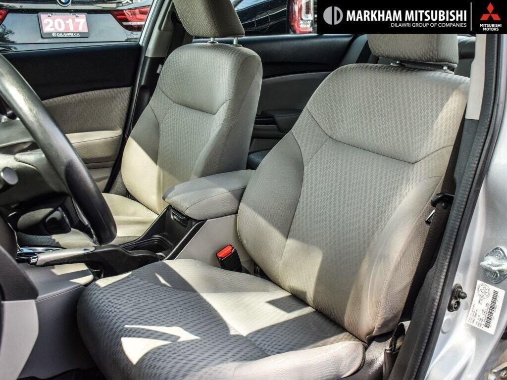 2015 Honda Civic Sedan LX CVT in Markham, Ontario - 9 - w1024h768px