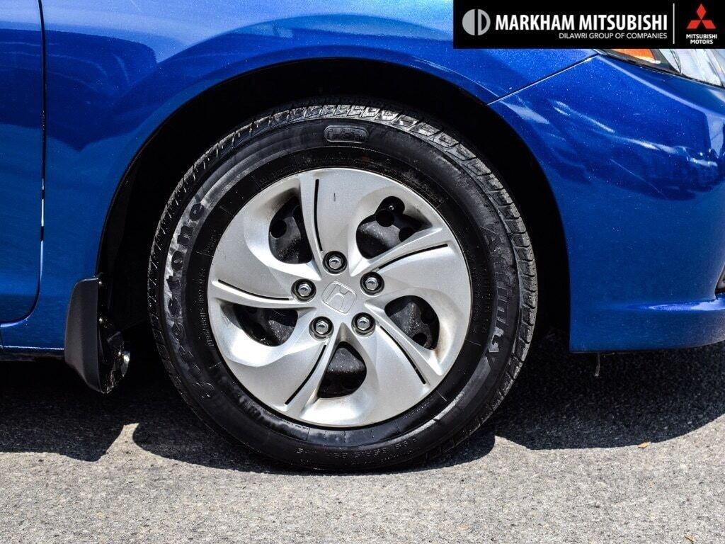 2015 Honda Civic Sedan LX CVT in Markham, Ontario - 8 - w1024h768px