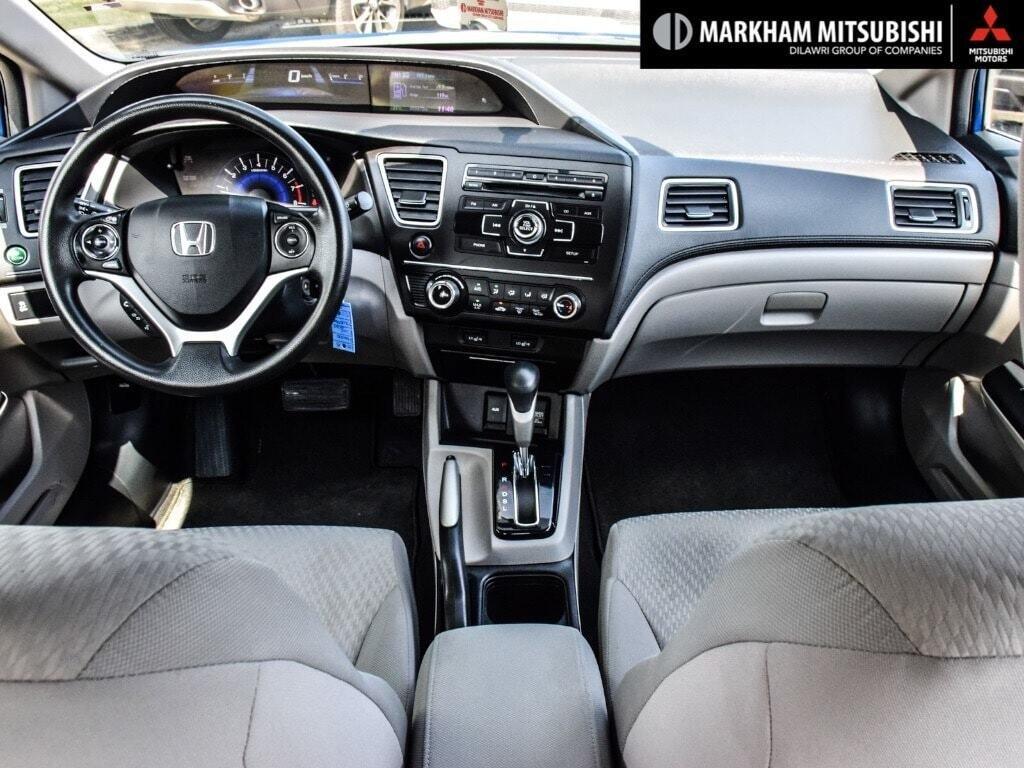 2015 Honda Civic Sedan LX CVT in Markham, Ontario - 11 - w1024h768px