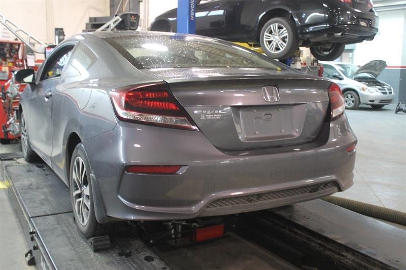 2015 Honda Civic Coupe EX CVT in Regina, Saskatchewan - 2 - w1024h768px