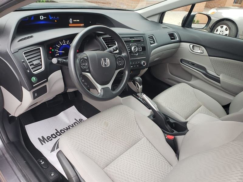 2015 Honda Civic Coupe LX CVT in Mississauga, Ontario - 9 - w1024h768px