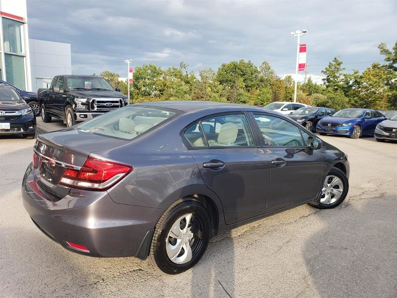 2015 Honda Civic Coupe LX CVT in Mississauga, Ontario - 6 - w1024h768px
