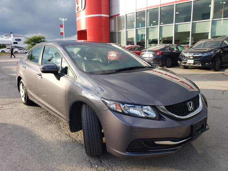 2015 Honda Civic Coupe LX CVT in Mississauga, Ontario - 3 - w1024h768px