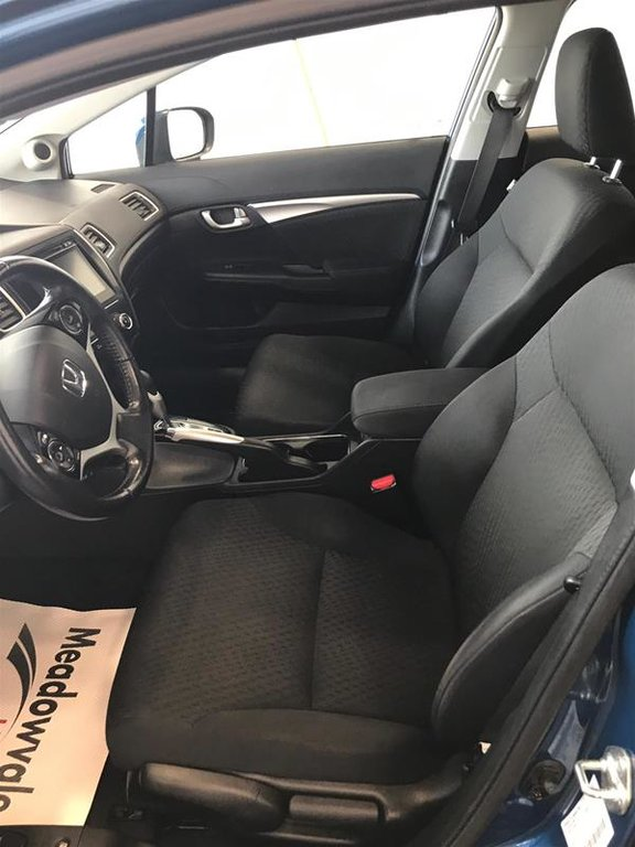 2015 Honda Civic Sedan EX CVT in Mississauga, Ontario - 7 - w1024h768px