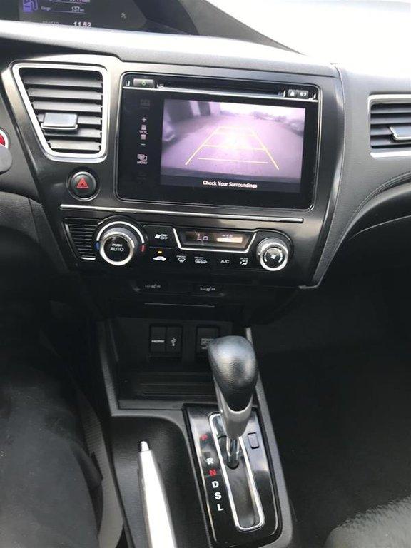 2015 Honda Civic Sedan EX CVT in Mississauga, Ontario - 8 - w1024h768px