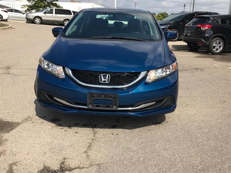 2015 Honda Civic Sedan EX CVT in Mississauga, Ontario - 2 - w1024h768px