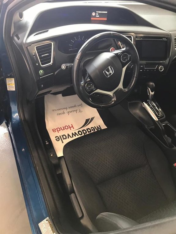 2015 Honda Civic Sedan EX CVT in Mississauga, Ontario - 6 - w1024h768px