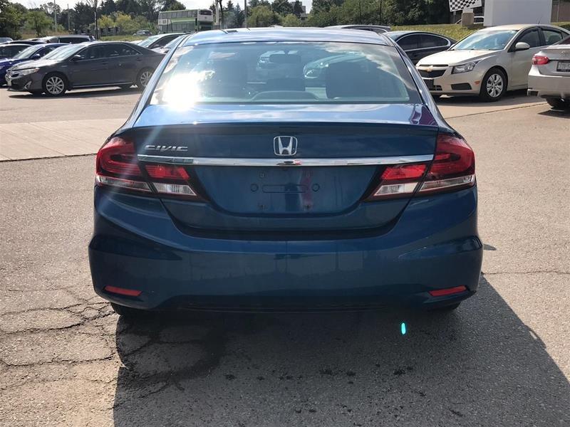 2015 Honda Civic Sedan EX CVT in Mississauga, Ontario - 4 - w1024h768px