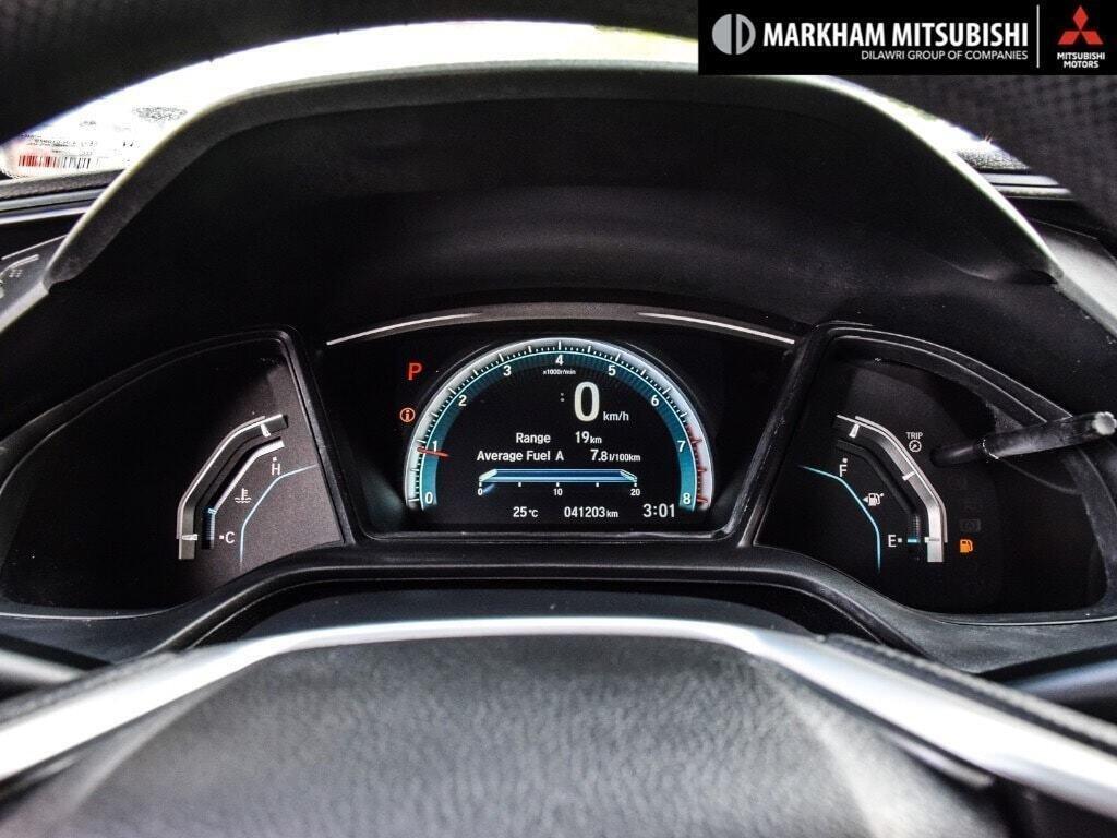 2016 Honda Civic Sedan LX CVT in Markham, Ontario - 13 - w1024h768px