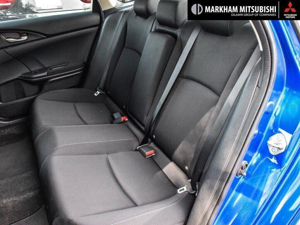 2016 Honda Civic Sedan LX CVT in Markham, Ontario - 23 - w1024h768px