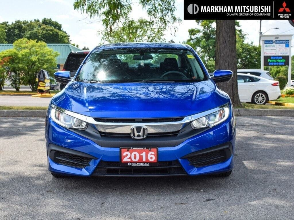 2016 Honda Civic Sedan LX CVT in Markham, Ontario - 2 - w1024h768px
