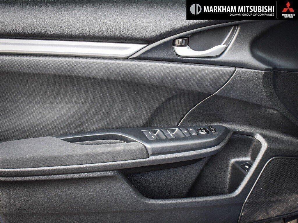 2016 Honda Civic Sedan LX CVT in Markham, Ontario - 22 - w1024h768px