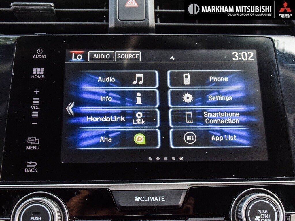 2016 Honda Civic Sedan LX CVT in Markham, Ontario - 17 - w1024h768px
