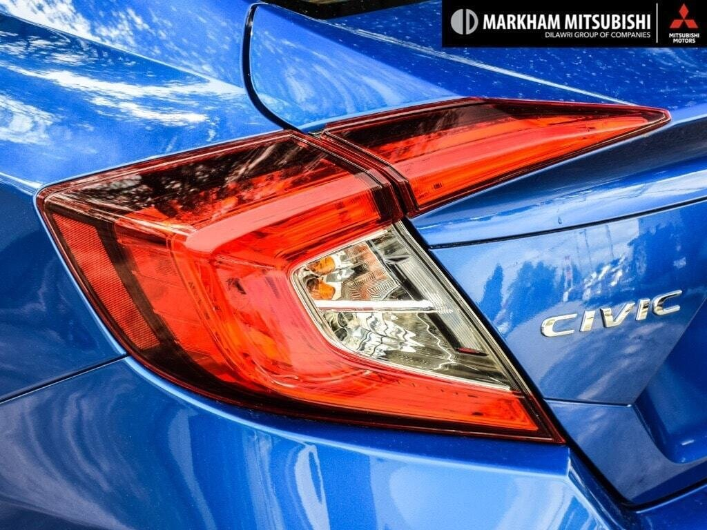 2016 Honda Civic Sedan LX CVT in Markham, Ontario - 6 - w1024h768px