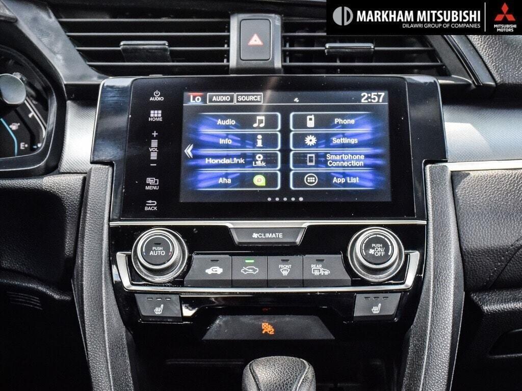 2016 Honda Civic Sedan LX CVT in Markham, Ontario - 16 - w1024h768px