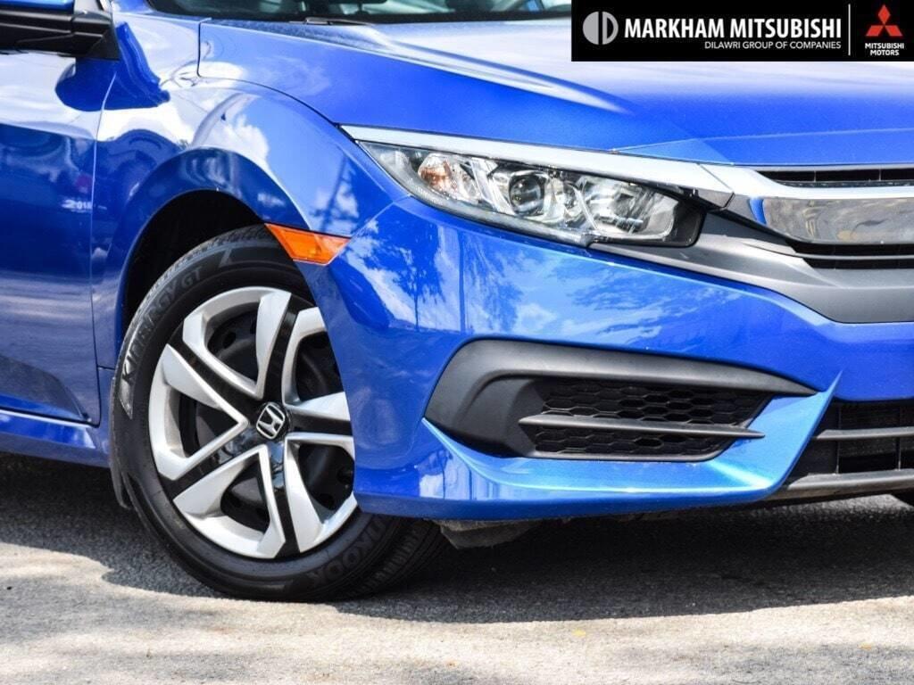 2016 Honda Civic Sedan LX CVT in Markham, Ontario - 7 - w1024h768px