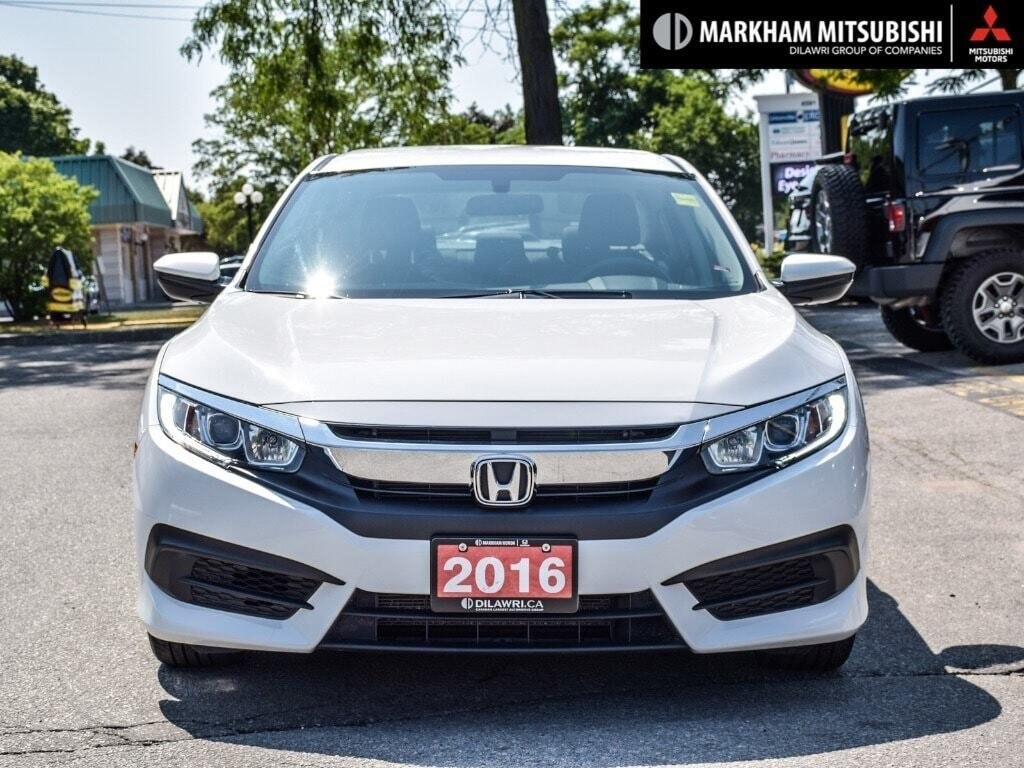 2016 Honda Civic Sedan LX CVT in Markham, Ontario - 2 - w1024h768px