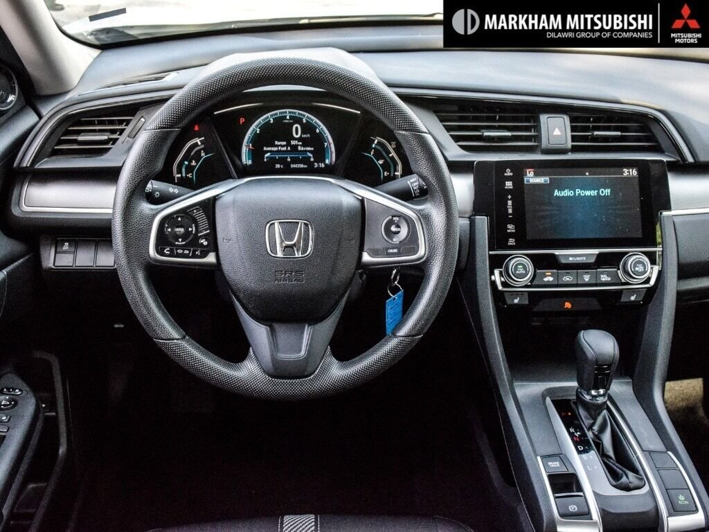 2016 Honda Civic Sedan LX CVT in Markham, Ontario - 11 - w1024h768px